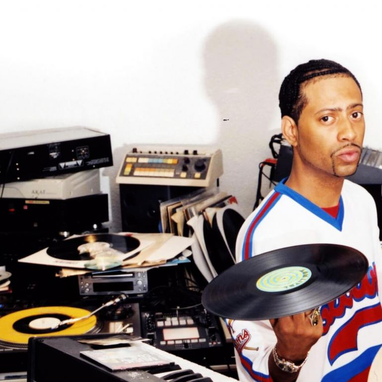 Madlib behind the wheels of steel
