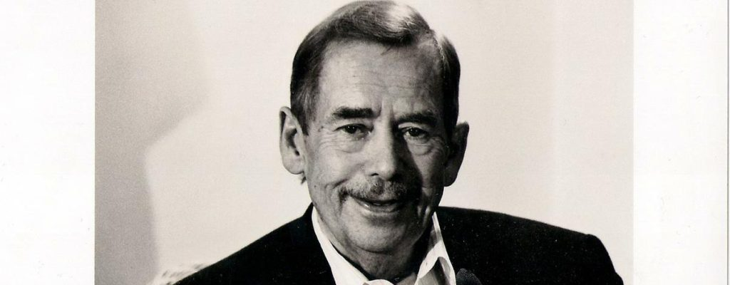 Held Havel is heengegaan – In memoriam